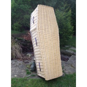 Wicker Coffin - ALTERNATIVE COFFIN