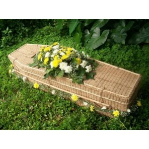 Premium Abaca (Traditional) Coffins. Elegantly Made By Skilled Weavers.