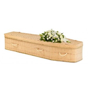Bamboo Imperial Eco Elite (Traditional Style) Coffin – Unique and Special