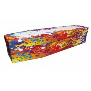 FreeArt – Abstract & Creative Design Picture Coffin