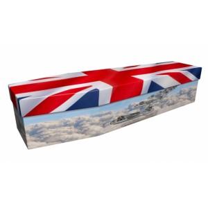 Stay Wild & Free (RAF) - Job & Lifestyle Design Picture Coffin