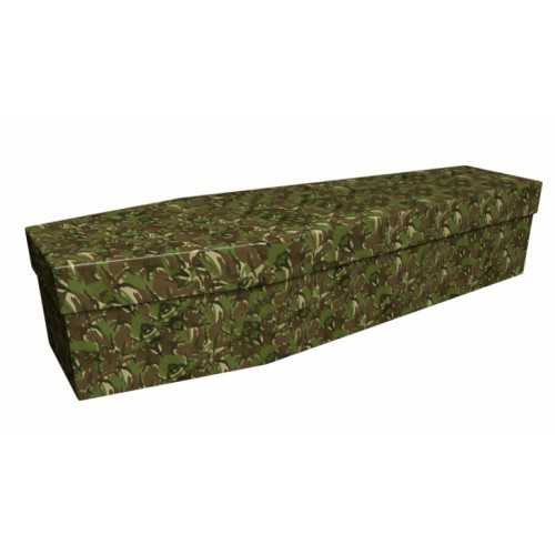 Army - Job & Lifestyle Design Picture Coffin