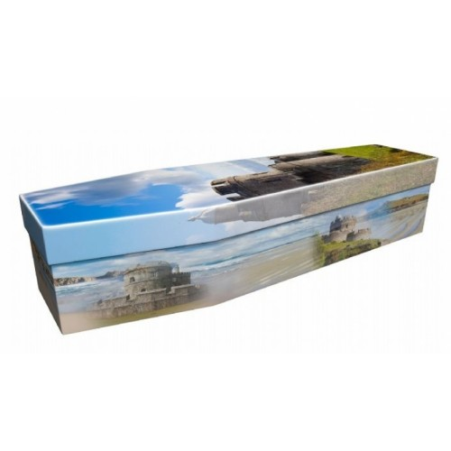 Cornish Reflections - Landscape / Scenic Design Picture Coffin