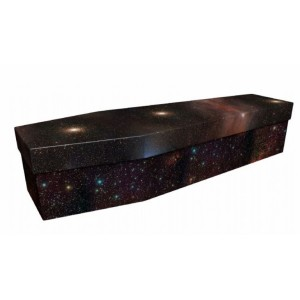 Shine like the Stars - Landscape / Scenic Design Picture Coffin