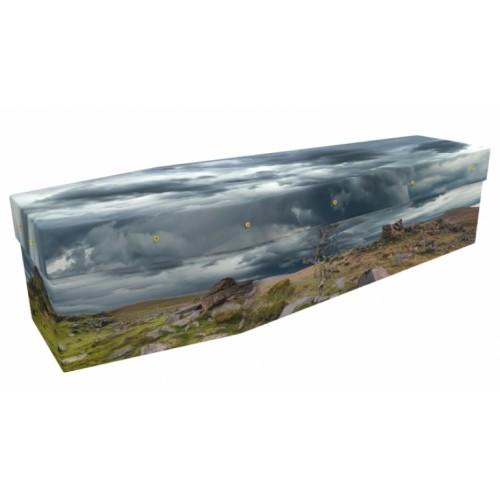 Devon Heathland - Landscape / Scenic Design Picture Coffin