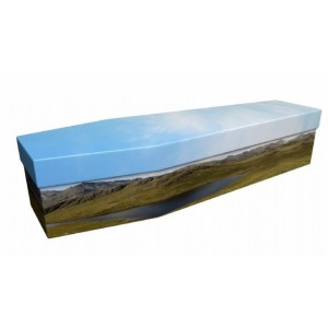 Inner Hebrides - Landscape / Scenic Design Picture Coffin