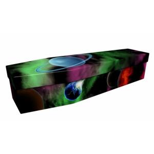Solar System - Landscape / Scenic Design Picture Coffin