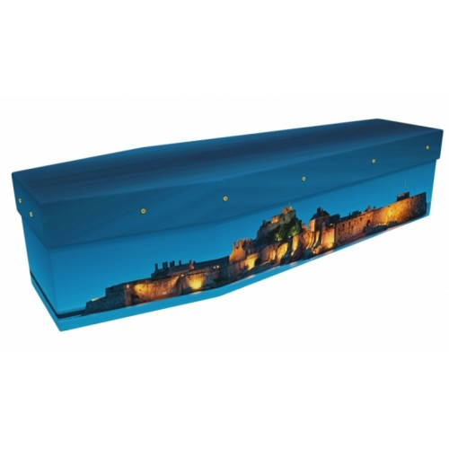 Jersey By Night - Landscape / Scenic Design Picture Coffin