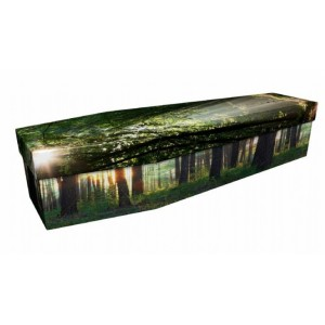 Unity Woods - Landscape / Scenic Design Picture Coffin