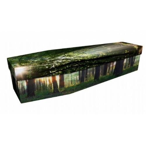 Unity Woods - Landscape / Scenic Design Picture Coffin