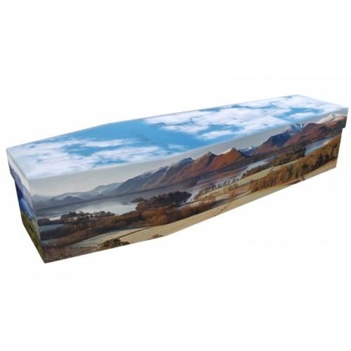 The Lake District – Landscape / Scenic Design Picture Coffin