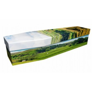 National Park (Yorkshire Dales) – Landscape / Scenic Design Picture Coffin