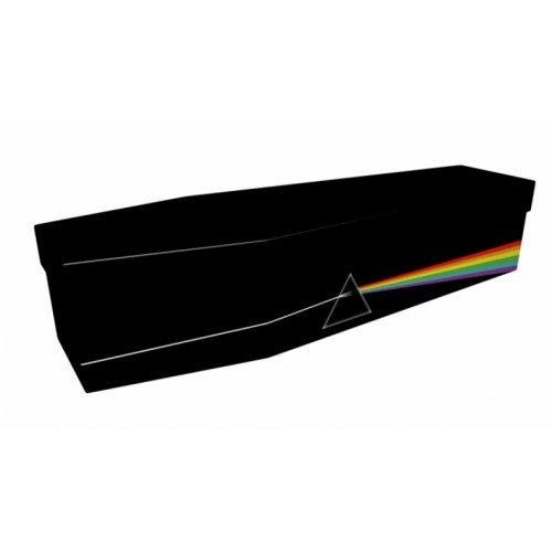 Pink Floyd Prism - Lost in Music Design Picture Coffin