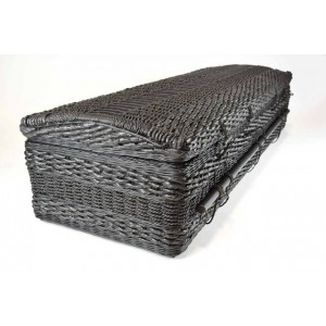 Your Colour - Banana Imperial Casket – BLACK – Available in the range of stunning colours