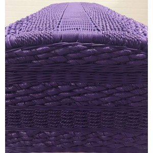 Your Colour - Banana Imperial Casket – PURPLE RAIN – Available in a full range of beautiful colours