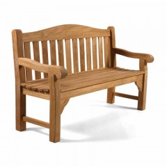Teak Memorial Benches
