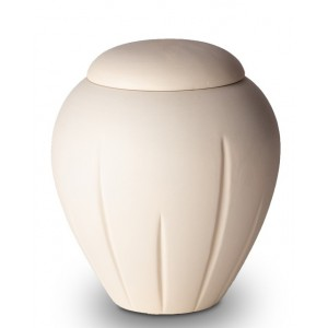Biodegradable Adult Size Cremation Ashes Funeral Urn - Water, Sea or Land Ash Burial