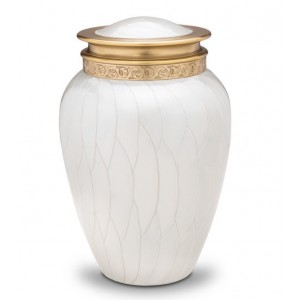 Brass Urn - Premium Quality - (Imperial Blessing - Infinity)