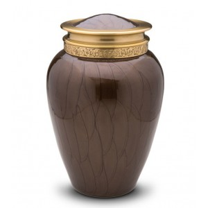 Brass Urn - Premium Quality - (Imperial Blessing - Sanctuary)