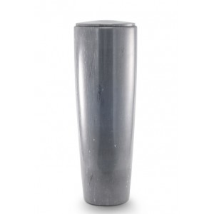 Marble Imperial Bardiglio Cremation Ashes Urn – Luxurious Grey – Double Companion Urn (For 2 Persons)