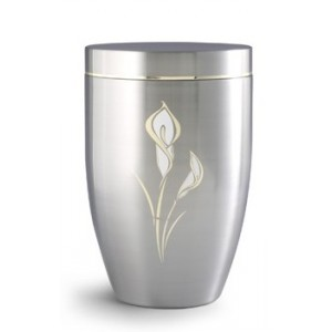 Stellar Range – CALLA LILY DESIGN Steel Cremation Ashes Funeral Urn