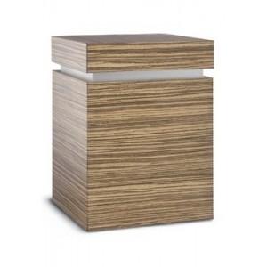 Wooden Urn (Ravenna Edition in Zebrano)