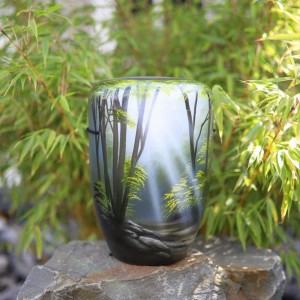Biodegradable Cremation Ashes Funeral Urn / Casket – Shine on Nature (As Individual As You)