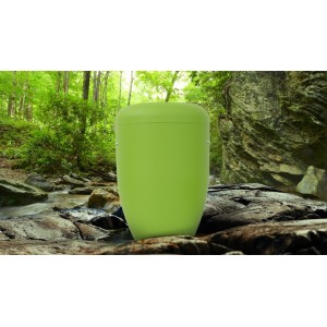 Biodegradable Cremation Ashes Funeral Urn / Casket - GREEN LEGACY