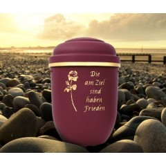 Biodegradable Urns - (PERSONALISED - Design Your Own)
