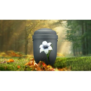 Biodegradable Cremation Ashes Funeral Urn / Casket - LILY MY LOVE