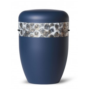 Biodegradable Cremation Ashes Funeral Urn / Casket – BLUE BANDEROLE
