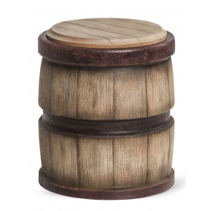 Wild Oak Cremation Ashes Funeral Urn / Casket – THE VINTAGE