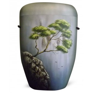 Biodegradable Cremation Ashes Funeral Urn / Casket – LIVE BY THE WATER