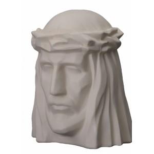 Jesus of Nazareth - Ceramic Cremation Ashes Urn – Unglazed