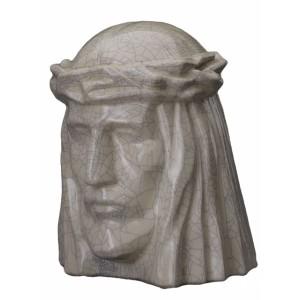 Jesus of Nazareth - Ceramic Cremation Ashes Urn – Craquelure
