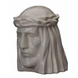 Jesus of Nazareth - Ceramic Cremation Ashes Urn – Transparent