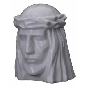 Jesus of Nazareth - Ceramic Cremation Ashes Urn – White