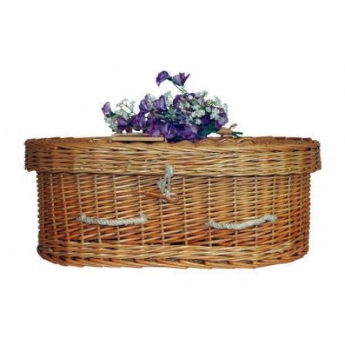Lilac  - Willow Infant Casket
