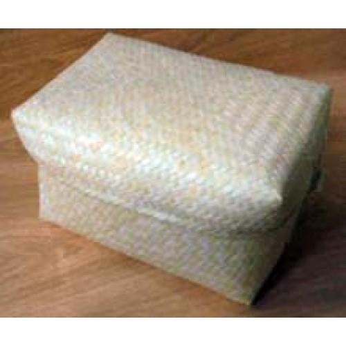 Biodegradable Soft Bamboo Pet Casket