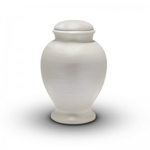 Biodegradable Urn (White)