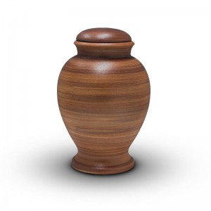 Biodegradable Urn (Walnut)