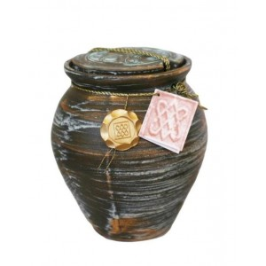 Biodegradable Cremation Ashes Urn (Roman style) **LIMITED STOCK**