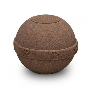 Biodegradable - Pet Cremation Ashes Urn - Land or Sea Burial