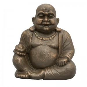 Ceramic Statue Urn - High Quality Buddha Urn