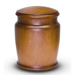 High Quality Spanish Wooden Cremation Ashes Urn - Monterey Pine – A Lasting Memorial