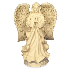 Serene Angel (18 inch) Cremation Ashes Urn - Weatherproof (Outdoor / Indoor Use)