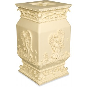 Forever Loved Cremation Ashes Casket / Urn - Weatherproof (Outdoor / Indoor Use)
