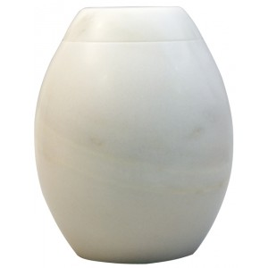 Amphore Marble Cremation Ashes Urn - High Quality Cremation Ashes Urns Direct