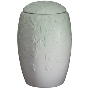 Autumn Foret Porcelain Cremation Ashes Urn
