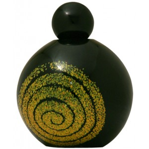 Circle of Life Glass Cremation Ashes Urn